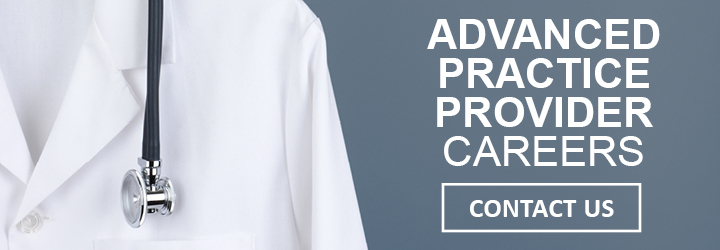Advanced Practice Provider Careers, Contact Us