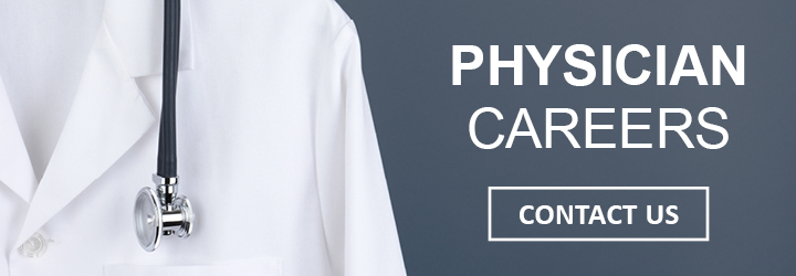 Physician Careers, Contact Us